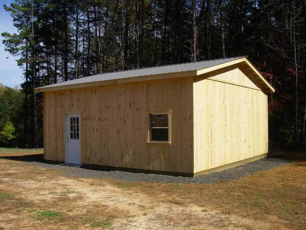 Pin 36x36 horse barn plan on pinterest for 36x36 garage