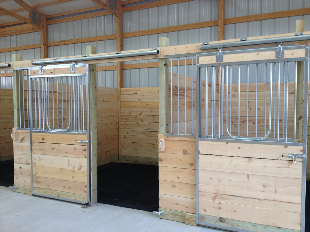 Horse Stalls Z N Cobb Builders