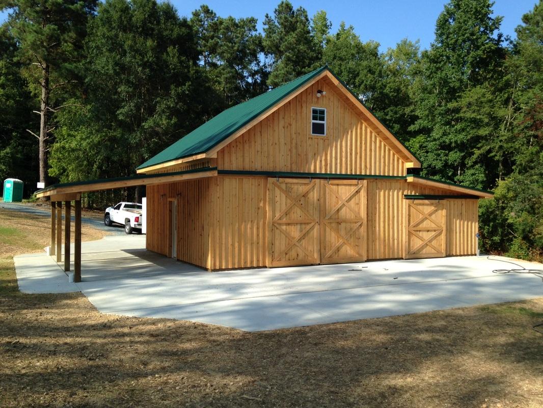Pole buildings for Pole barn photos